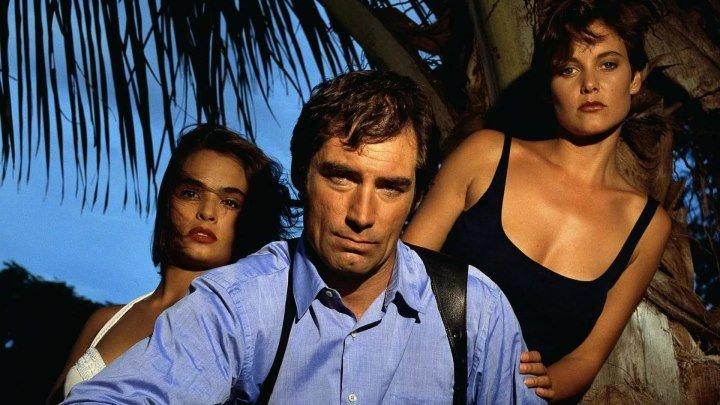 Джеймс Бонд. Агент 007 Лицензия на убийство. боевик, триллер, приключения