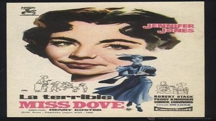 La terrible Miss Dove (1955) 3