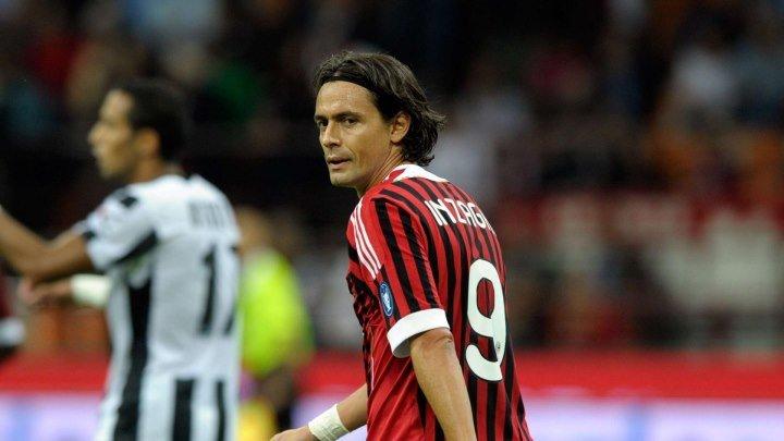 Филиппо Индзаги. 126 голов за Милан