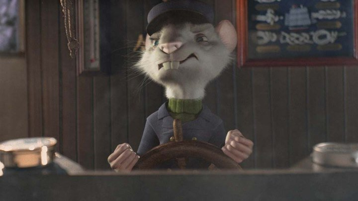 Приключения мышонка Переса. Комедия, мультфильмы, семейный