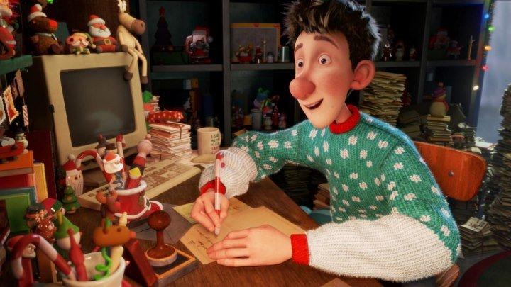 Секретная служба Санта-Клауса (2011) 1080p