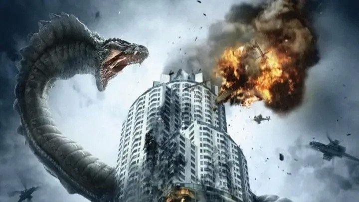 Война динозавров / D-War. Драма, триллер, боевик
