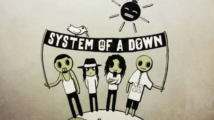 SYSTEM OF A DOWN - LIVE AT LOWLANDS. 2001 - https://ok.ru/rockoboz (8866)