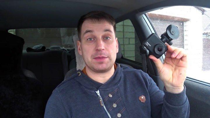 Виктор Федоряев о видеорегистраторе Prology VX-400