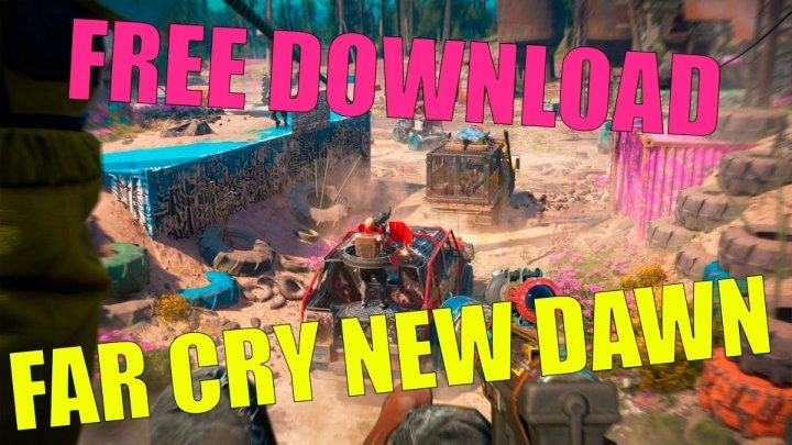 Download Far Cry New Dawn torrent