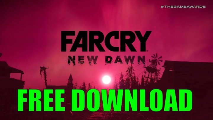 Far Cry New Dawn download torrent