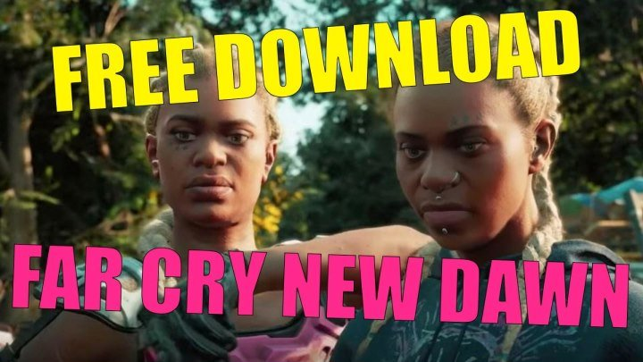 Far Cry New Dawn download utorrent