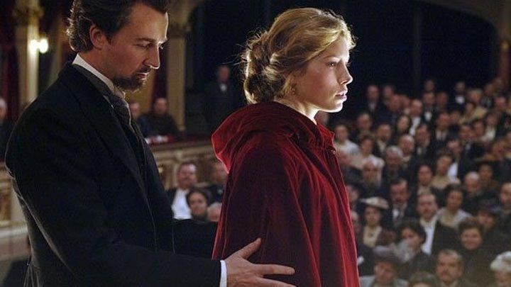 Иллюзионист (2006)Триллер, Мелодрама, Драма, Детектив. Страна: Чехия, США.