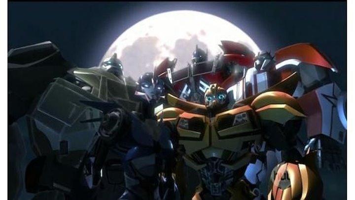 Transformers Prime 1. Sezon 7.Bölüm Scrapheap