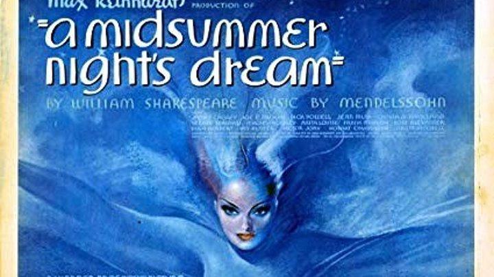 A Midsummer Night's Dream (1935) Olivia de Havilland, James Cagney,