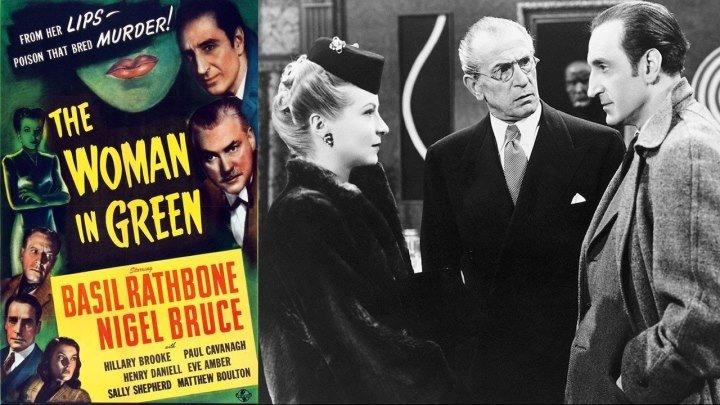 The Woman in Green , Sherlock Holmes (1945)