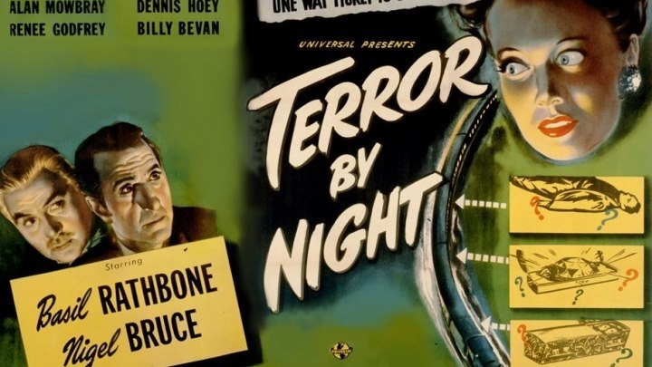 Terror by Night , Sherlock Holmes (1946)