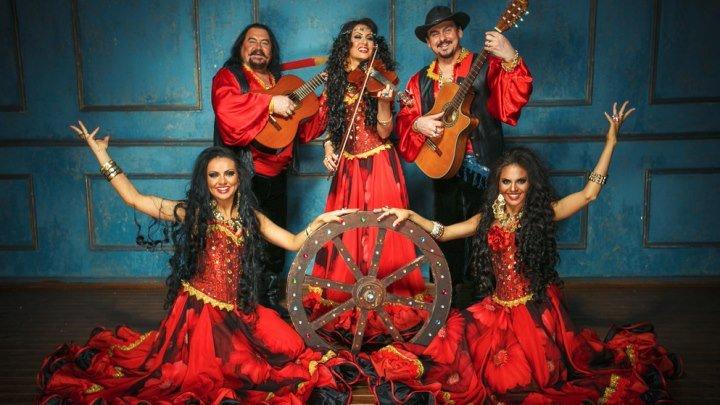 Красивые цыганские песни для души