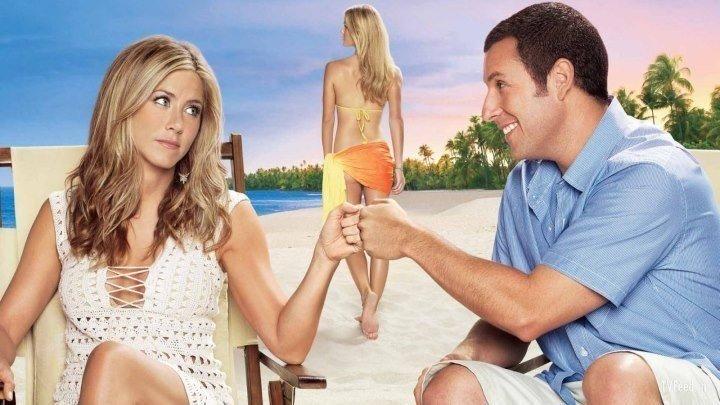 Притворись моей женой / Just Go with It (2011). мелодрама, комедия
