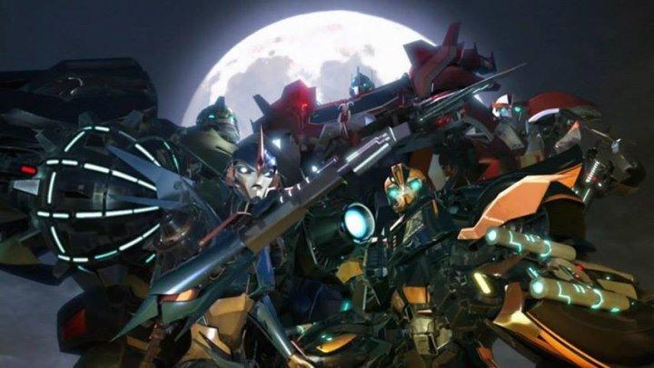Transformers Prime 3.Sezon 8.Bölüm Susuzluk