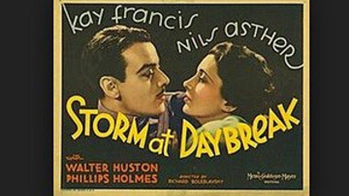 Storm at Daybreak (1933) Kay Francis, Walter Huston Nils Asther