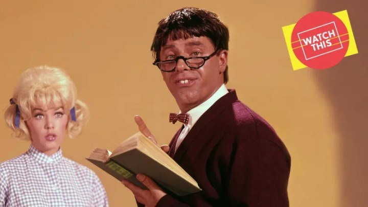 The Nutty Professor (1963) Jerry Lewis, Stella Stevens, Del Moore,