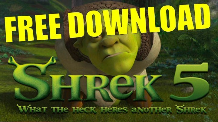 Shrek 5 free download torrent