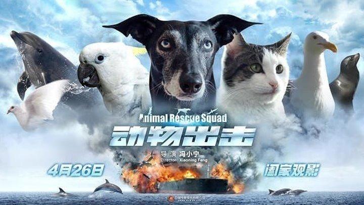 Спасательный отряд животных. 2019. Фантастика,