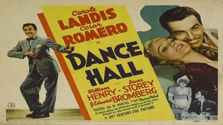 Dance Hall 💃🕺🎶 starring Carole Landis and Cesar Romero!
