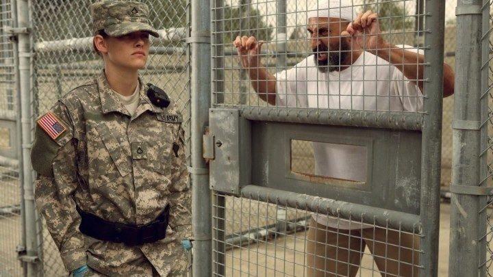 Лагерь «X-Ray» / Camp X-Ray (2014). драма, военный