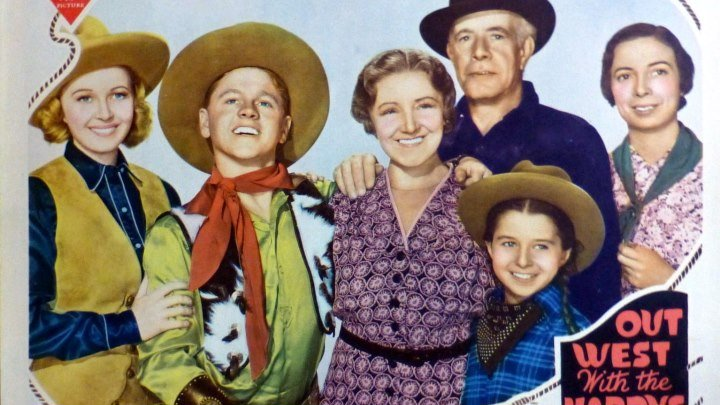 Out West with the Hardys (1938)