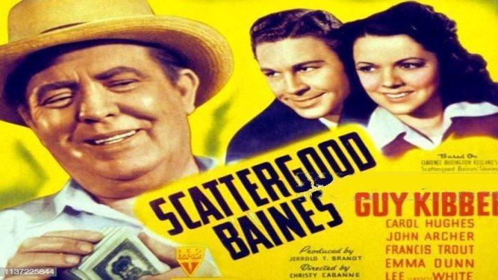 Scattergood Baines starring Guy Kibbee!
