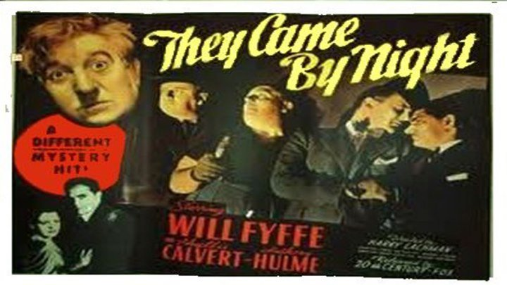 They Came by Night starring Phyllis Calvert!