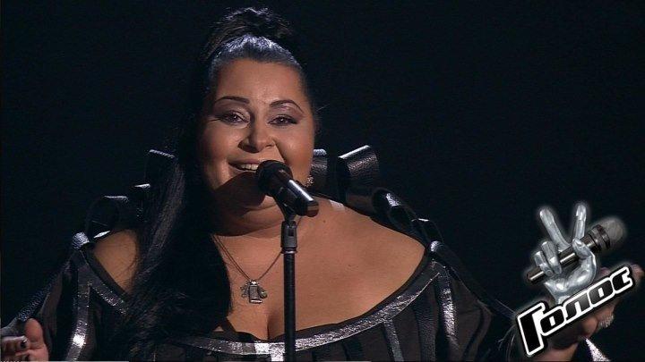 Мариам Мерабова - PLAY THE GAME [Голос-3 (Voice-3), Четвертьфинал, 05.12.2014]