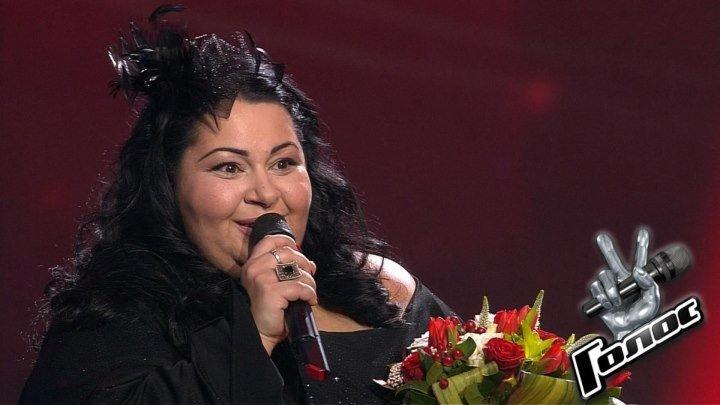 Мариам Мерабова - Слова благодарности [Голос-3 (Voice-3), Финал, 26.12.2014]
