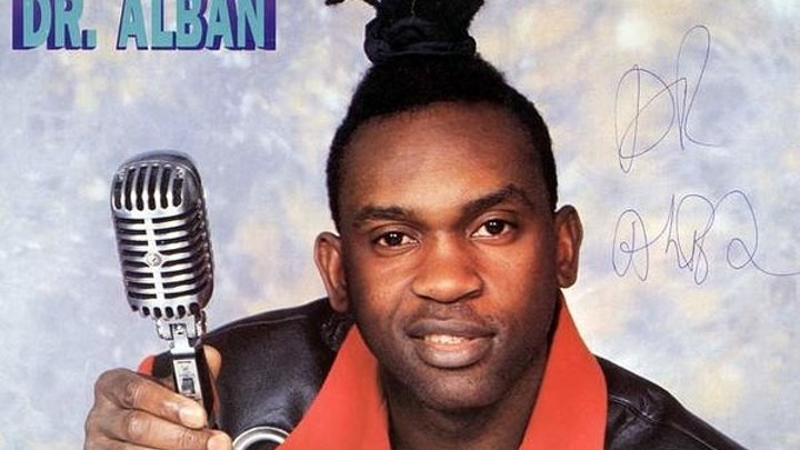 Dr. Alban -- Let the Beat Go On (1994`s)