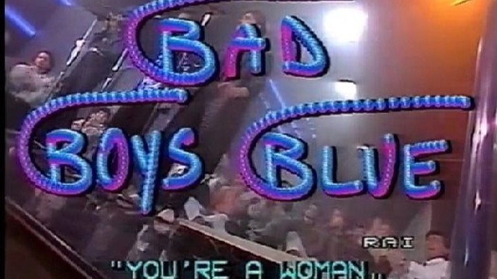 Bad Boys Blue - You're A Woman (Discoring 1985)