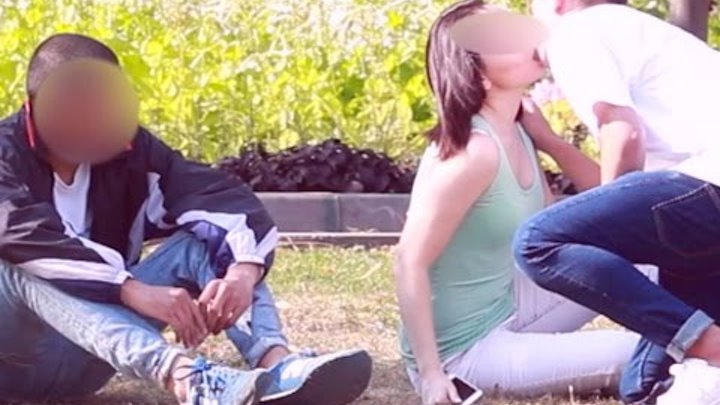 Деньги Решают Всё: Поцелуй Чужой Девушки / Money Talks. The Kiss Of Another Man's Girlfriend