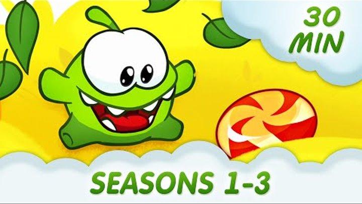 Om Nom Stories Compilation - Seasons 01-03 @ KEDOO ANIMATIONS 4 KIDS