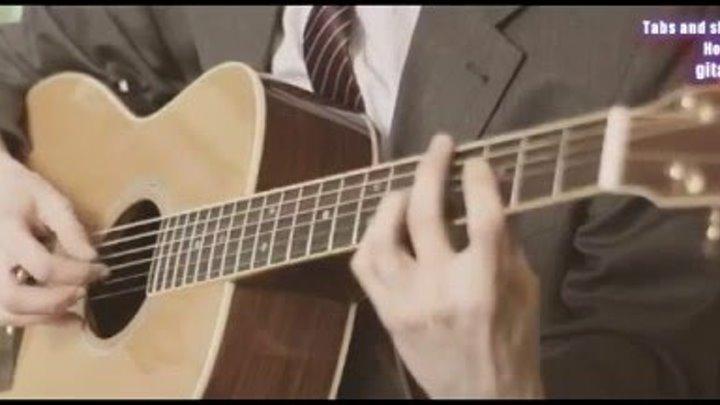 """Тема из фильма """"Бумер"""" (Ленинград - Привет Морриконе)│Переложение для гитары"""