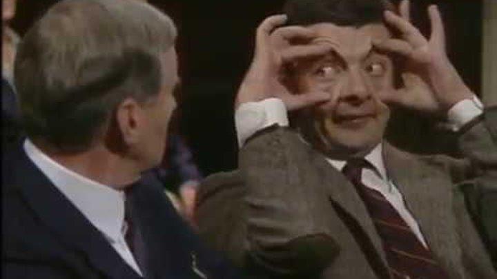МИСТЕР БИН 1 СЕРИЯ (русская озвучка) - Mr. Bean 1 episode