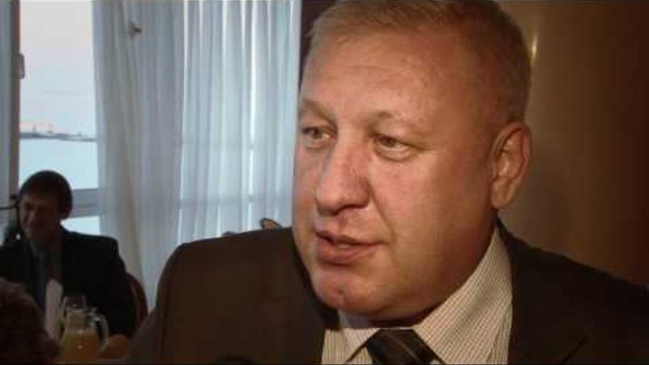 Открытие Благотворительного фонда Сергея Пирожникова