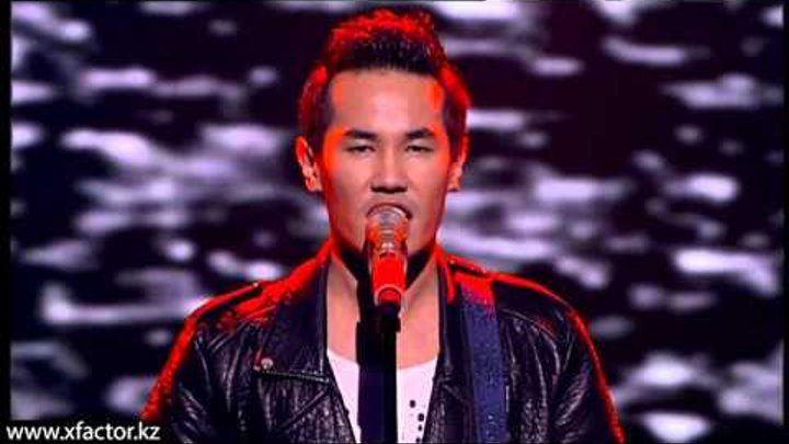 Астана Каргабай. Группа крови. X Factor Казахстан. 5 концерт. Эпизод 14. Сезон 6.