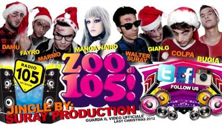 Buon Natale 105.Lo Zoo Di 105 Buon Natale Merde Jingle By Suray Production