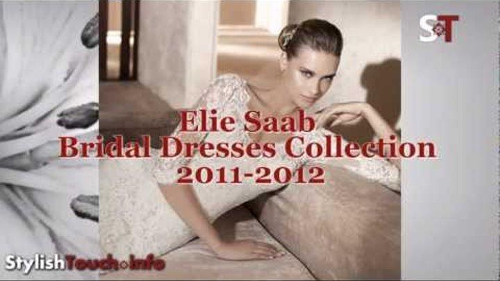 Elie Saab Bridal Dresses Collection 2011-2012