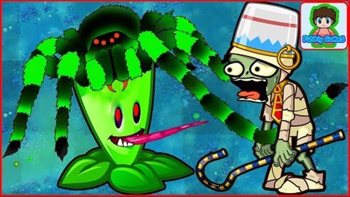 Игра Зомби против Растений 2 от Фаника Plants vs zombies 2 (2)
