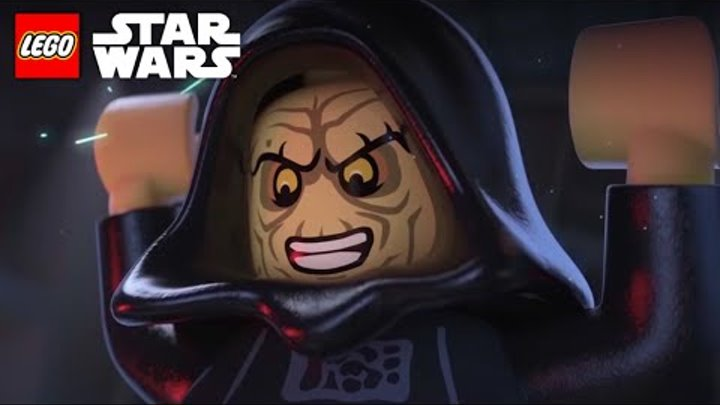 LEGO® Star Wars - 2015 Mini Movie Ep 08 - The Final Duel