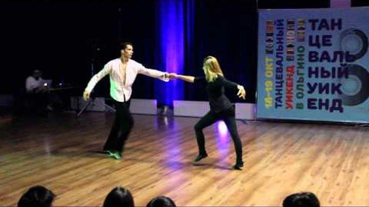 Танц. уикенд 2014. Шоу. Катунин—Рагимова