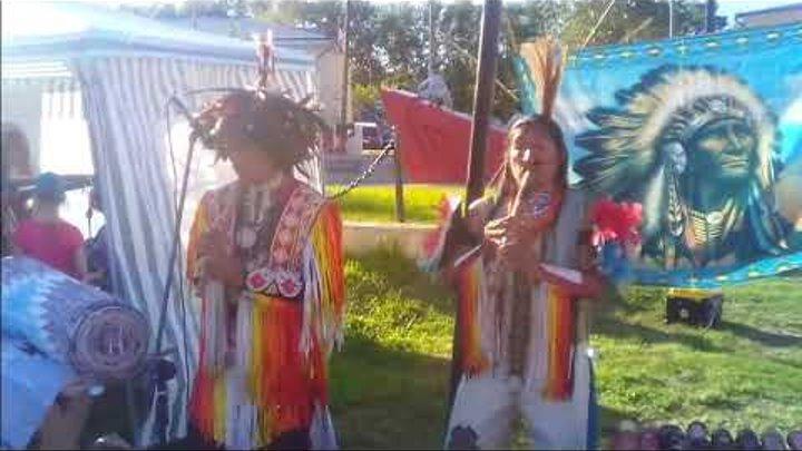 индейцы с экводора на ирбитской ярмарке 2017