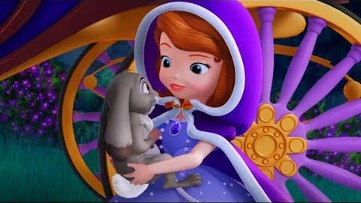 София Прекрасная - Не тот кролик - Серия 15 , Сезон 3 | Мультфильм Disney про принцесс