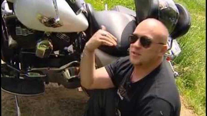 """Коробка передач"" Обзор мотоцикла Harley-Davidson Road King"
