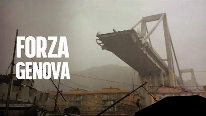 Ponte Morandi, Genova: oltre 30 morti nel crollo che ha lasciato il vuoto negli occhi di tutti noi