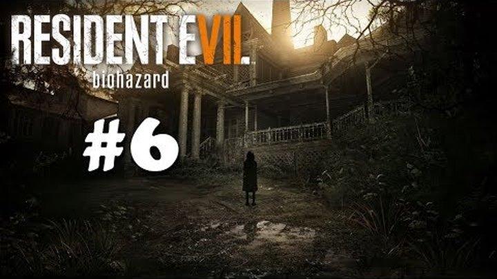 Resident Evil 7: Biohazard (PC) | Прохождение на Русском | #6 - ПОГИБШИЙ КОРАБЛЬ!