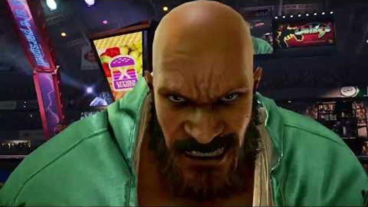 TEKKEN 7 Season Pass 2 Reveal Craig Marduk PS4, X1, PC