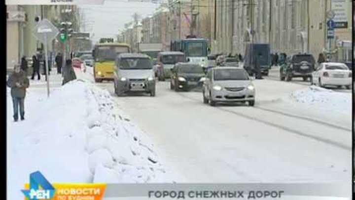 Снегопад превратил Ангарск в город без дорог. Соцсети пестрят возмущенными постами водителей
